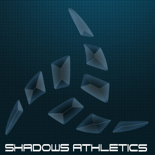 Shadows Athletics Website Design