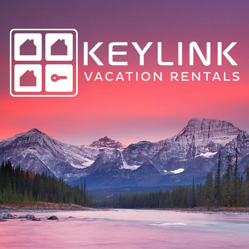 Keylink Vacation Rental website design