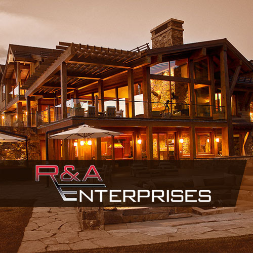 R&A Enterprises Website Design